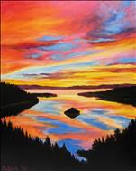 Emerald Bay Sundown***Adults Only