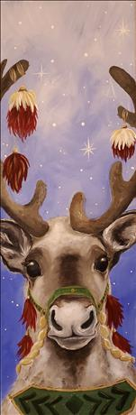 NEW! Clyde the Caribou