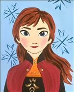 DISNEY EVENT ~ Frozen Friends - Anna
