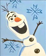 Frozen Friends - Olaf (All Ages Class)