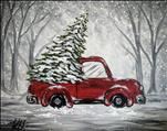 Holiday Pick-up Truck 2