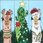 Happy Llamadays - Choose One