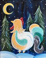 NEW! - Winter Chicken