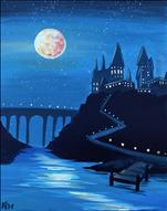 Magical Midnight *HP Trivia and Paint