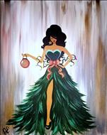#GlamArt Holiday Diva~$7 Unlimited Mimosa~