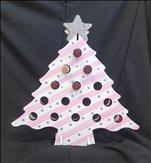 24'' Tipsy Candy Tree-holds15 wine bottles