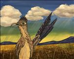 Roadrunner in the Valley
