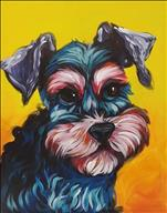 Paint a Portrait of Your Pet!   (Adults 18+)