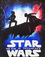 Rise of Skywalker! Disney's Star Wars!