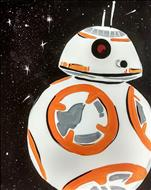 Star Wars - BB8 - Ages 8 & Up!