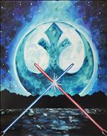 Star Wars - Rise of The Light Side! *BLACKLIGHT*