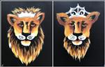Royal Lions Set - Pick Yours!
