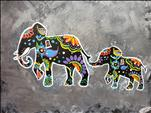 Elephant Love - Pick Your Colors (Ages 15+)