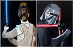 Star Wars, paint together or pick one