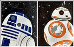 R2-D2 or BB8 ALL AGES