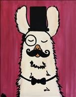 Sir Party Llama