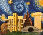 Starry Night Over Aggie Land!