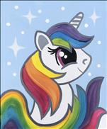 Rainbow Magic Unicorn - ALL AGES!