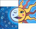 Celestial Symbols - Paint the Set (Adults 18+)
