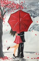 Kissin' in Red Bottoms - Set *10x30*