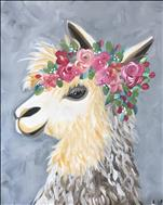 Laura's Lovely Llama-Teens or Adults! 13+