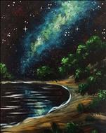 Lakeside Galaxy