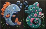 New! Sea Babies - Set