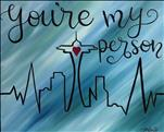NEW! A Corpus Christi Original! You're My Person!