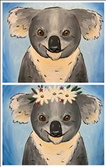 Paint for the Koalas!