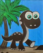 Alfie the Dino-a CUTIE for ages 6+
