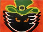St. Patty's Day Painting with the Phantoms!