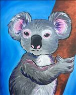 *Sunday Funday* Fuzzy Koala - Ages 10+