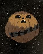 The Space Warrior Orb - Chewie *Ages 7 & Up