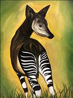 PWAP Dallas Zoo FUNDRAISER for Okapi Conservation