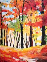 Colors of Autumn - Double Paint Points!