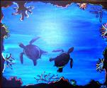 PUBLIC: Sea Turtle Silhouette (CUSTOMER REQUEST)