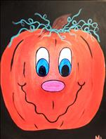 Art For All Ages ~ Happy Pumpkin