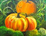 *Coffee n Canvas* Pumpkin Patch