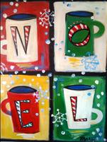 Cups of Christmas Cheer