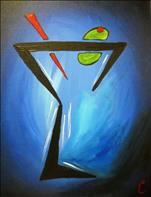 Paint Your Martini!