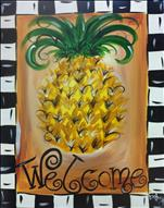 New Art! Pineapple Welcome