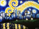 Starry Night in Philly