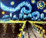 Starry Night in St. Pete