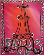 8 SEATS LEFT - FUN FRIDAY: Playful Paris