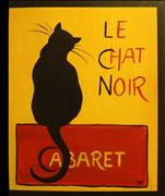 Tinker's Cafe!  Le Chat Noir