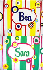 **Kids Summer Camp**  Personalize Your Canvas!
