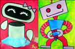 Kids class - Mr and Mrs Bot