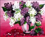 **Weekend Wine-down!**  Lilacs