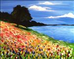 Wildflowers at the Lake ($35)
