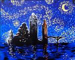 Austin Starry Night